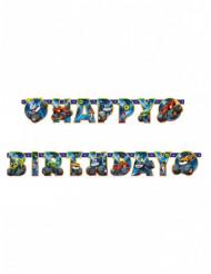 Blaze ja Monsterikoneet™ -juhlanauha syntymäpäiviin