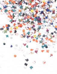 Säkillinen värikkäitä konfetteja 5 kg