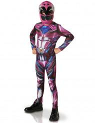 Power Rangers™-naamiaisasu lapsille (vaaleanpunainen)
