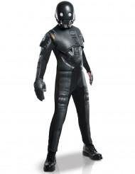 Star Wars Rogue One™ Seal Droid -naamiaisasu aikuiselle