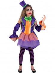 Halloweenprinsessan naamiaisasu tytölle