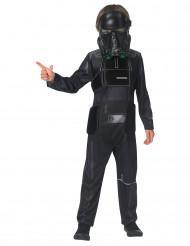 Lasten korkealaatuinen naamiaispuku Death trooper - Star Wars Rogue One™
