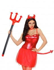 Puhallettava Halloween paholaisen atrain 105 cm
