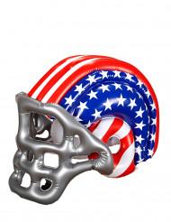 Amerikkalaisen jalkapallon kypärä lapselle puhalletava