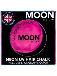 Moon Glow© UV Hair Chalk -pinkki hiusliitu