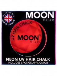 Moon Glow© UV Hair Chalk -punainen hiusliitu