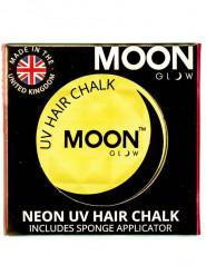 Moon Glow© UV Hair Chalk -keltainen