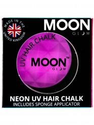 Moon Glow© Neon UV -violetti hiusliitu