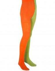 Värikkäät sukkahousut