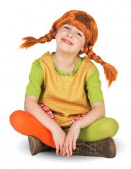 Lasten Peppi Pitkätossu™-peruukki