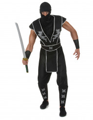 Ninja-naamiaisasu aikuisille