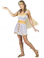 Kreikkalainen jumalatar -naamiaisasu aikuisille