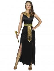 Egyptiläinen jumalatar -naamiaisasu aikuisille