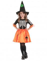 Kaunis Halloween-mekko lapsille