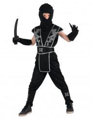Shuriken- tähti- ninja-asu pojalle