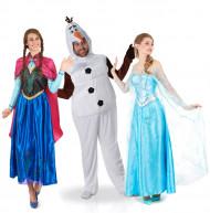 Frozen™ ryhmäasu aikuisille