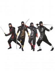 Ninjat- ryhmäasu