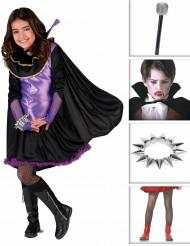 Vampyyritytön naamiaisasusetti