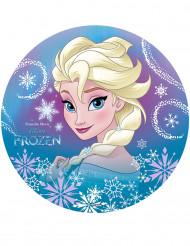 Kakkukuva Elsa Frozen™ leffasta - 20 cm