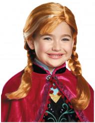 Frozen™ Annan peruukki lapsille