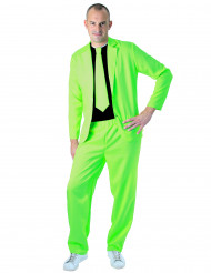 Vihreä muodias puku aikuiselle