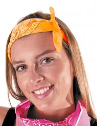 Oranssi bandana aikuiselle