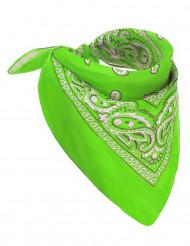 Vihreä bandana aikuiselle