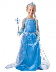 Jääprinsessan asustesetti lapselle