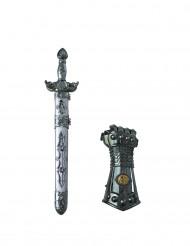 Ritarin miekka ja hanska