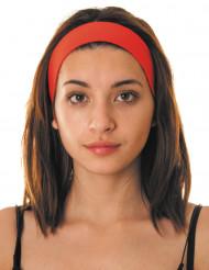 80-luvun oranssi hiuspanta