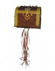 Aarrearkku- piñata 27 x 22 x 30 cm