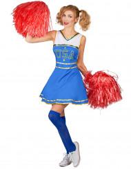 USA Cheerleader -naamiaisasu aikuisille