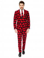 Mr. Sydänten kuningas Opposuits™-puku miehelle