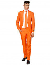 Suitmeister™ Mr. Solid Orange -naamiaisasu aikuisille