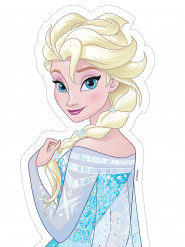 Frozen™ Elsa -kakkukuva 25 x 13cm