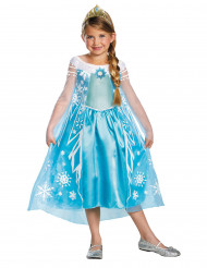 Luksus Frozen™ Elsa-mekko lapsille