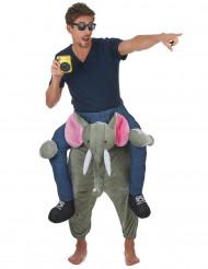 Elefantti Carry Me -asu aikuisille