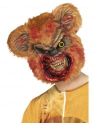 Zombinallen halloween-naamari aikuiselle