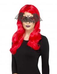 Lepakkosilmikko naiselle halloweeniksi