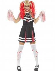 Paholaisen cheerleader! Halloween asu aikuisille