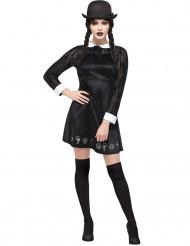 Gootti koulutyttö - Halloween asu aikuisille
