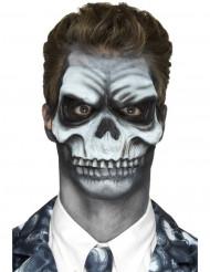 Lateksinen pääkalloproteesi aikuiselle halloween