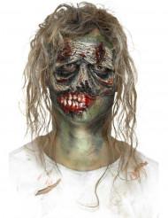 Lateksinen zombien silmäproteesi aikuiselle halloween