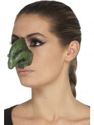 Lateksinen noidan nenä- proteesi aikuiselle halloween