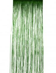 Säkenöivä vihreä verho