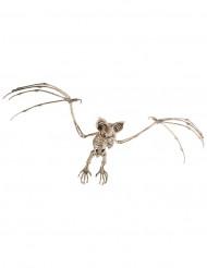 Lepakon luuranko- riippukoriste 72 cm halloween