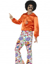 60-luvun hippihousut miehelle