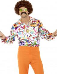 60-luvun hippipaita miehelle