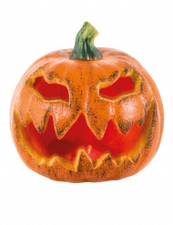 Valoisa halloween- kurpitsa 16 cm