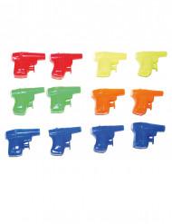 Minivesipistoolit 6 cm 12 kpl